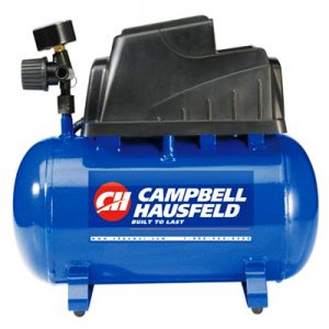 Campbell Hausfeld 2 gallon air compressor review