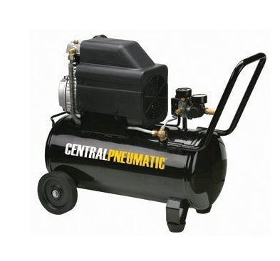 Central Pneumatic Air Compressor Review