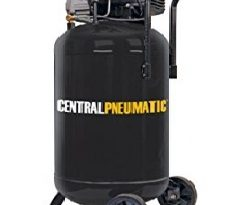 Central pneumatic 21 gallon air compressor 2.5 hp